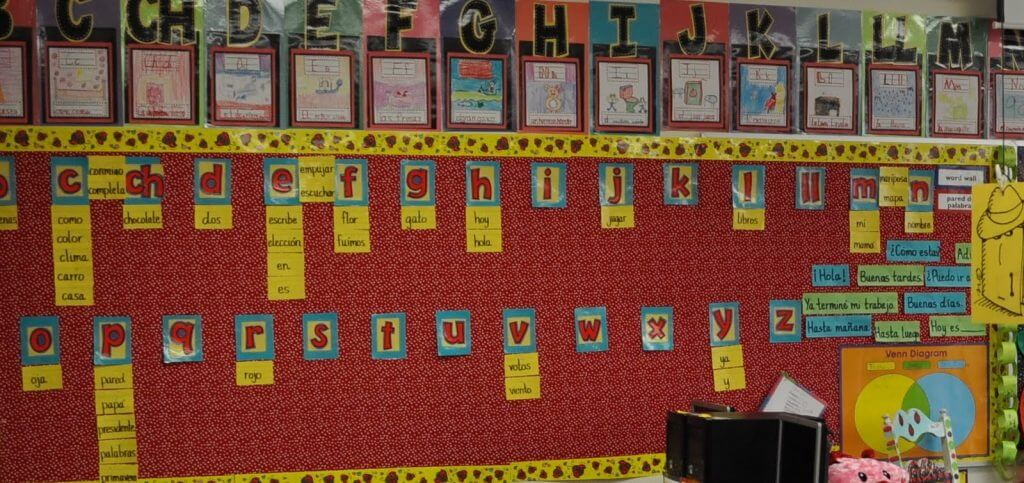 Word Wall Linky Party
