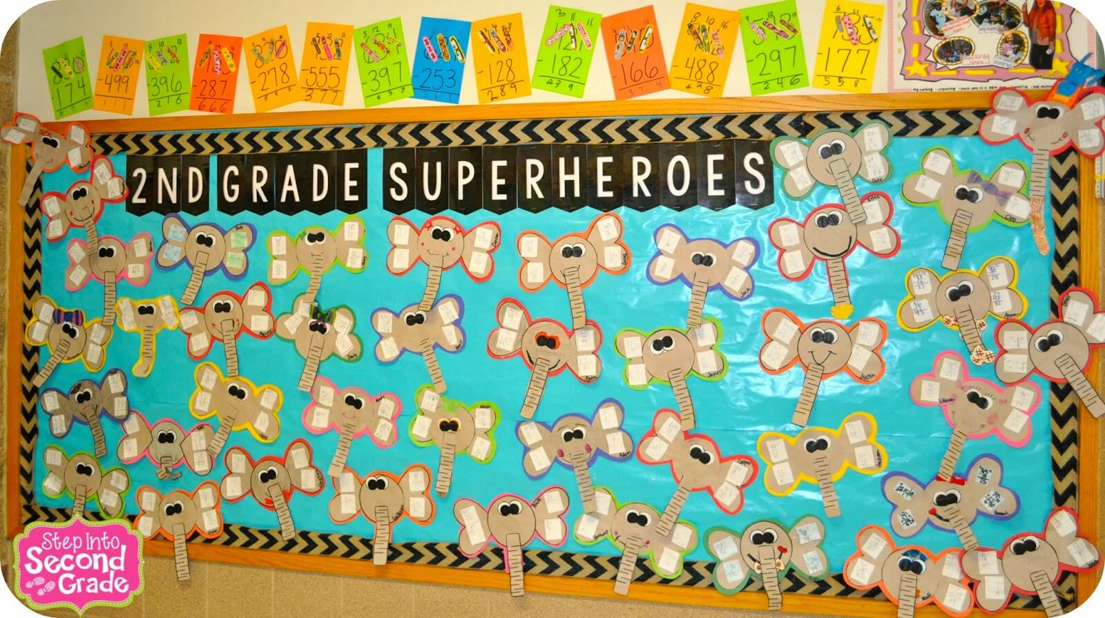 Open House 2015 - Step into 2nd Grade