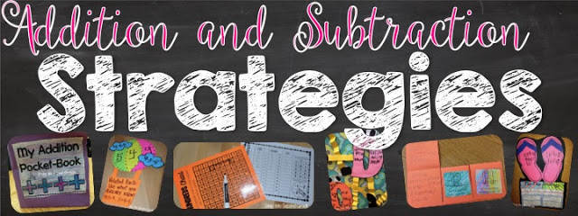 Addition and Subtraction Strategies!