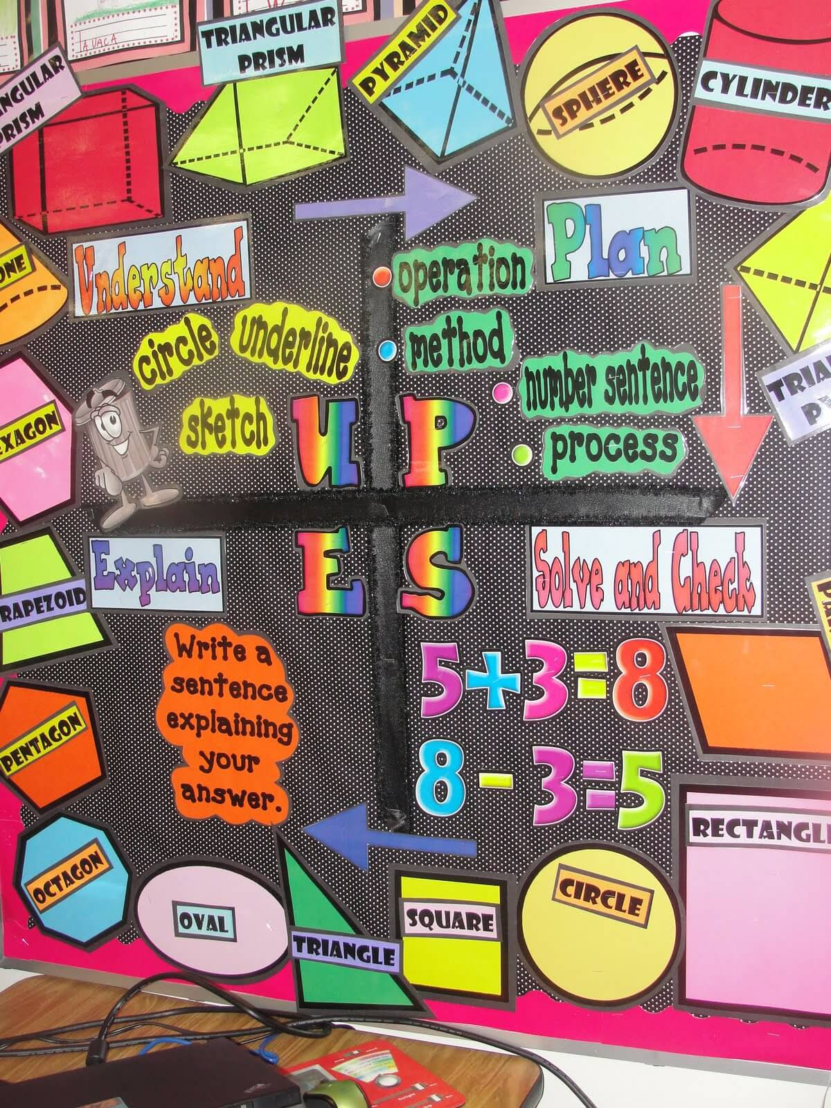 Classroom Ideas Grade 4 ~ Bulletin board ideas linky party step into nd grade