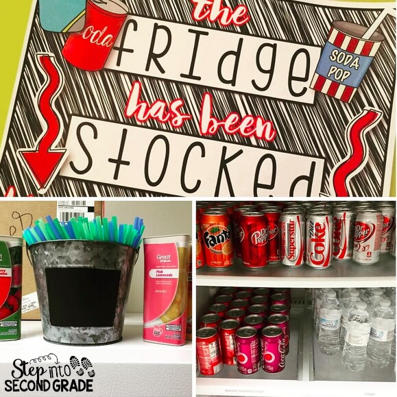 Stock the Fridge for the Staff!