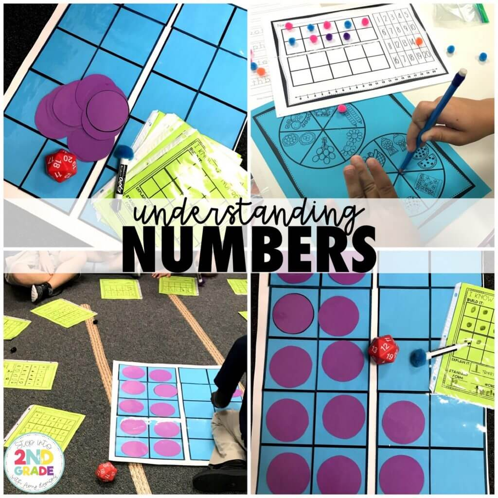 Building Numbers!