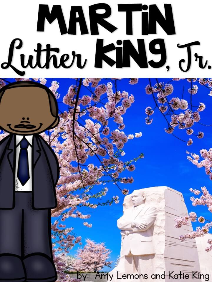 MLK activities, videos, and freebies!