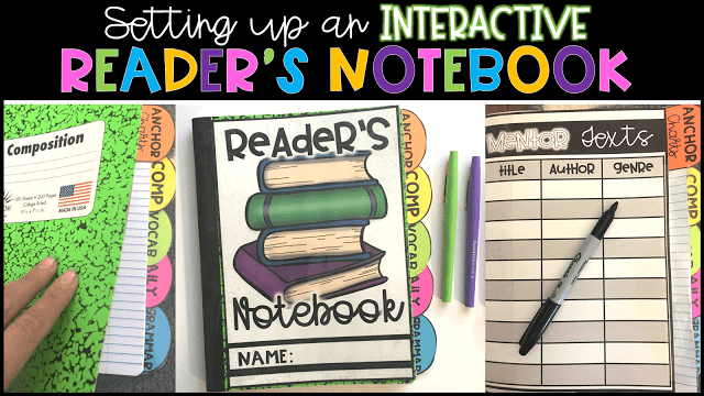 Interactive Notebook Journal FREEBIE