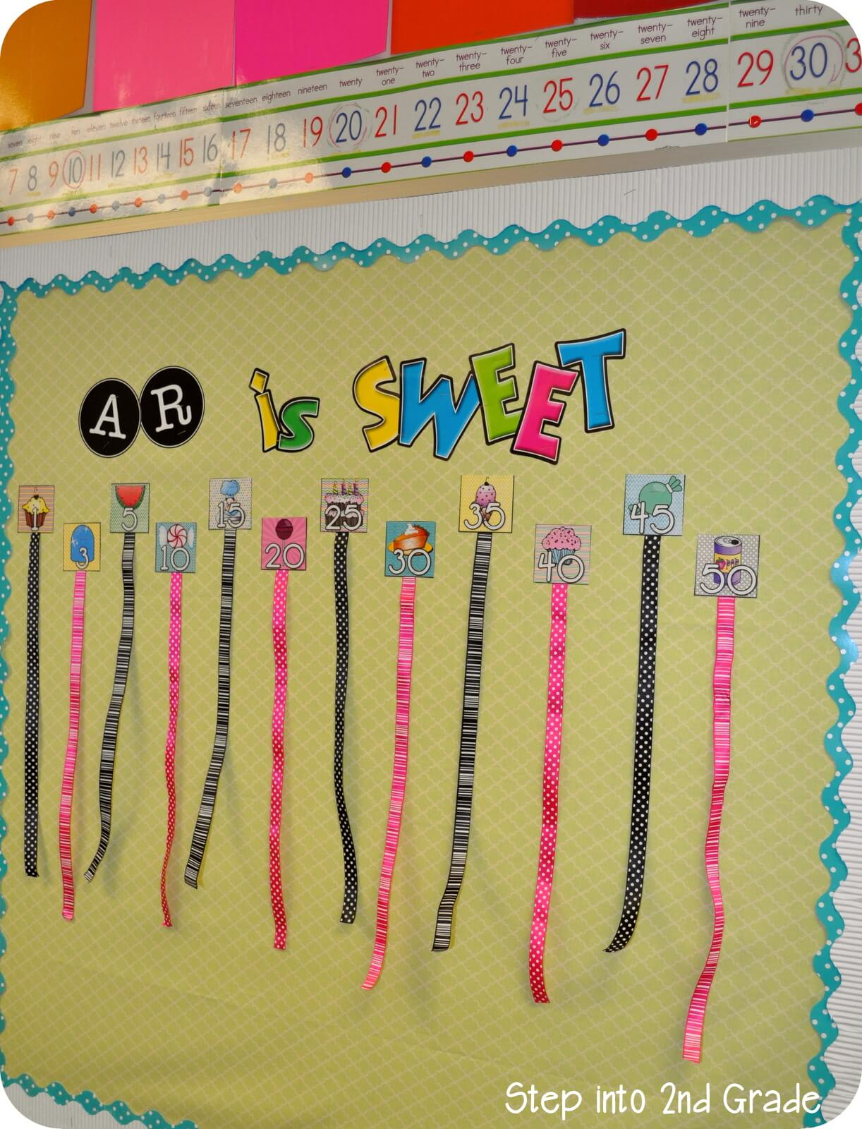 My Classroom - Step into 2nd Grade