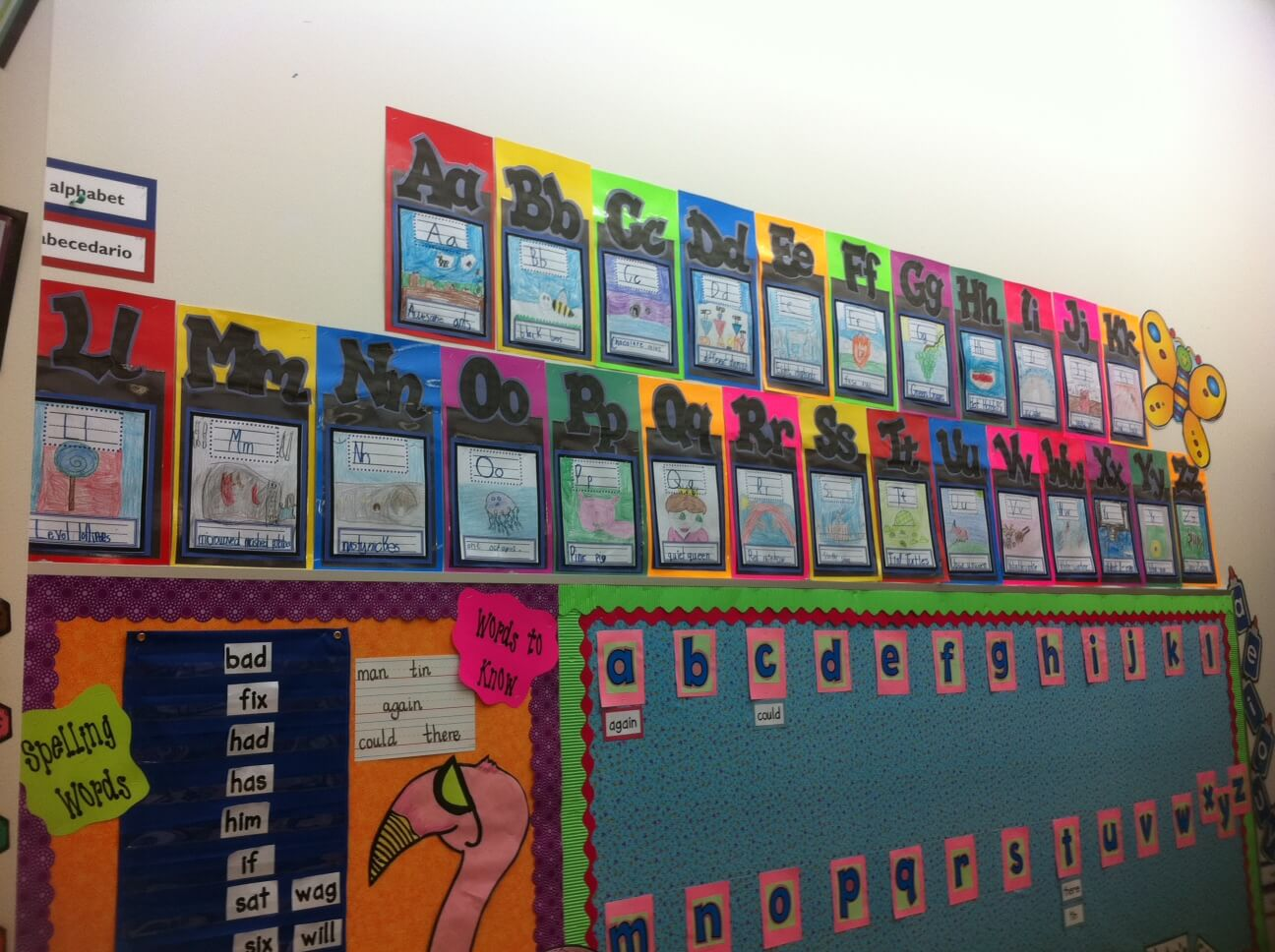 Carlex Spanish Classroom Decorations ~ What we ve been doing step into nd grade
