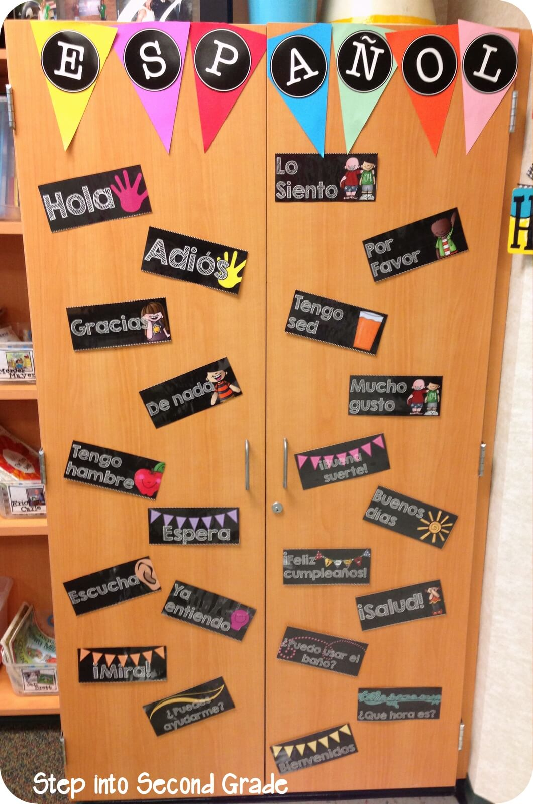 Cheap Spanish Classroom Decorations ~ Decorations in spanish image new collection ejercicios