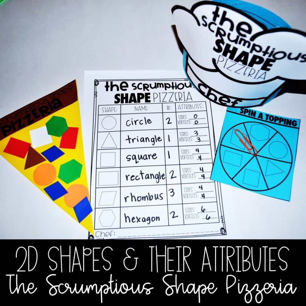 Shapes, Shapes, and More Shapes!