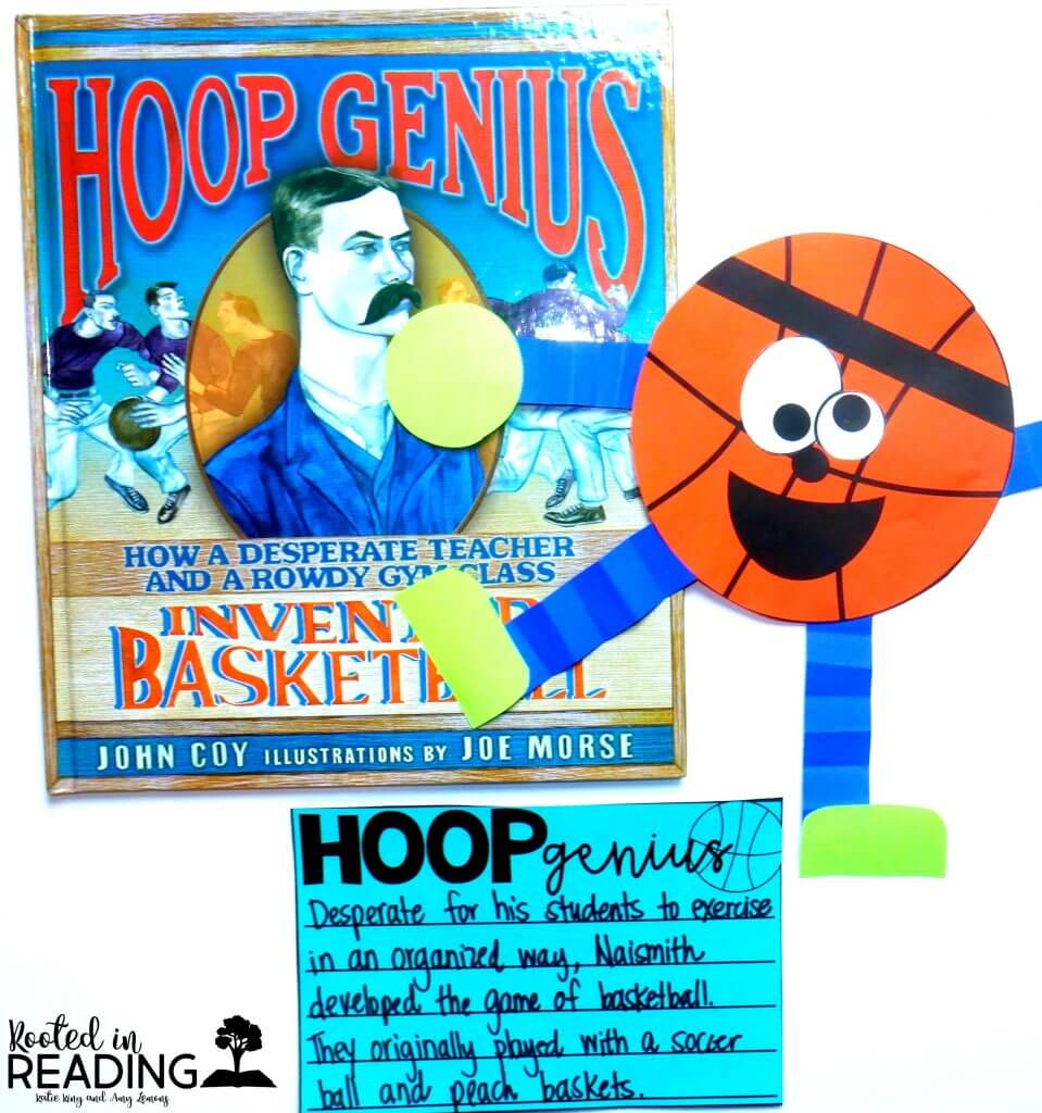 Drawing Conclusions with Hoop Genius - Step into 2nd Grade