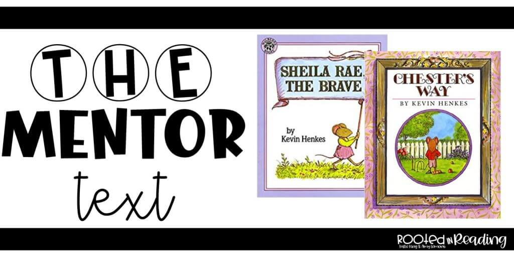 Mentor Text in Lesson Plans